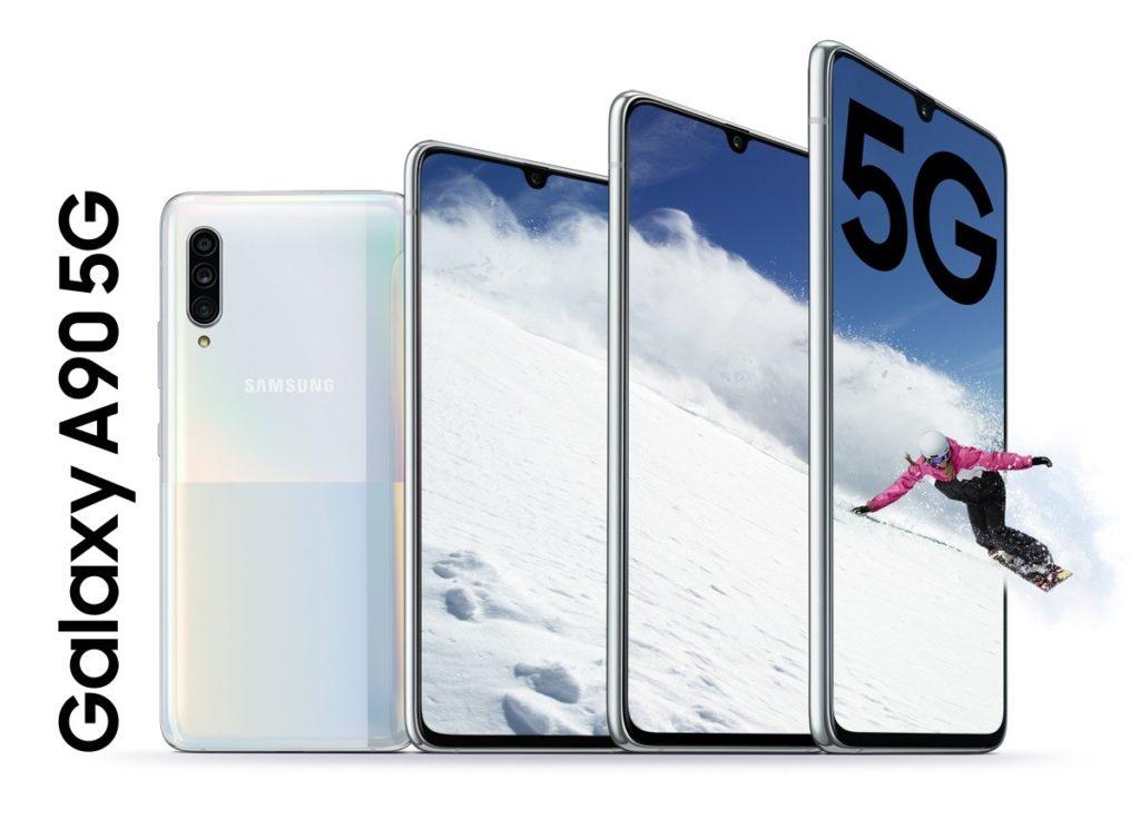 Galaxy A90 5G Avant Arriere 1024x745