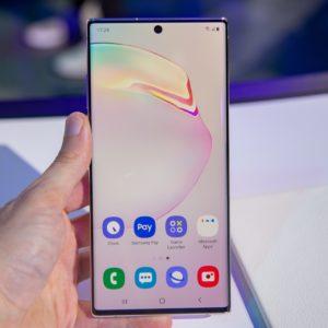 Image article Galaxy S10 et Note 10 : la bêta d'Android 10 est une question de semaines