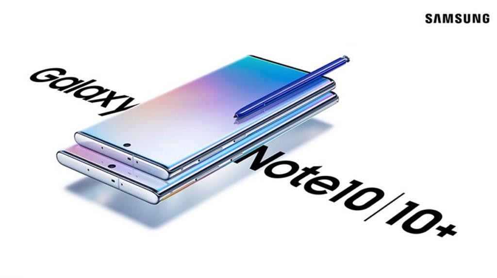 Galaxy Note 10 Plus Officiel Avant S Pen 1024x573
