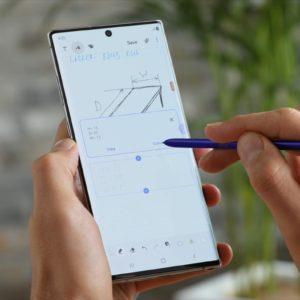 Image article Samsung fusionnerait dès l'an prochain ses gammes Galaxy S et Galaxy Note