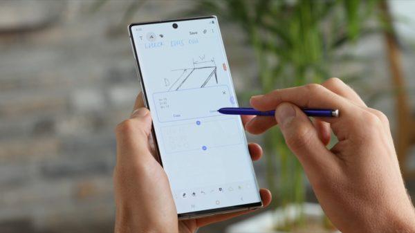 Galaxy Note 10 S Pen 1 600x337