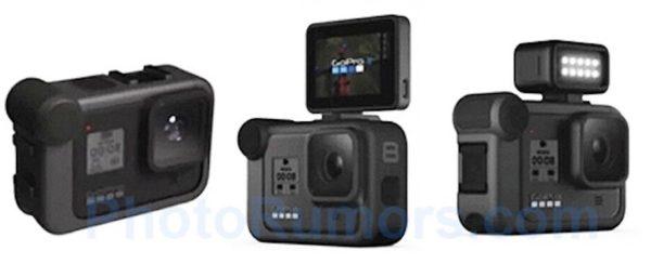 GoPro Hero8 600x244