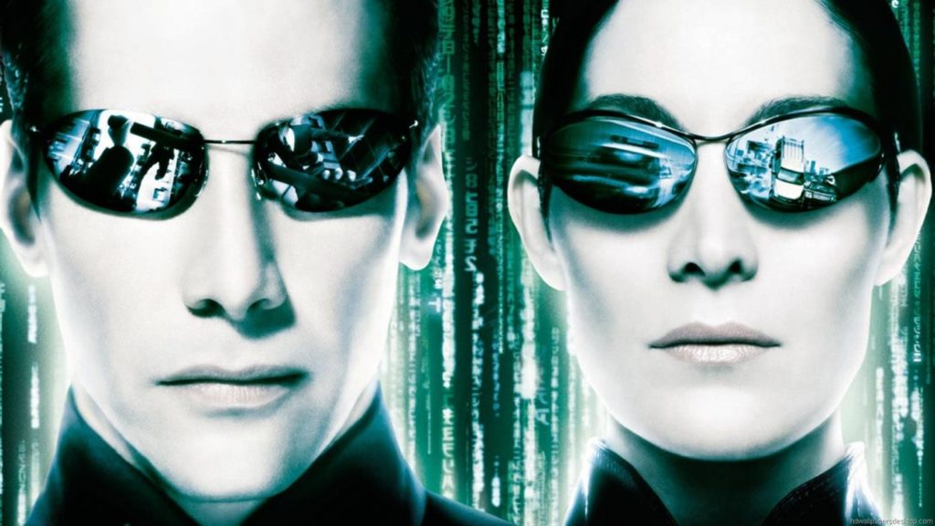 Keanu Reeves Et Carrie Anne Moss Matrix Neo Trinity 1024x576