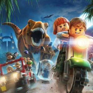 LEGO Jurassic World déboulera sur Nintendo Switch en septembre (trailer)