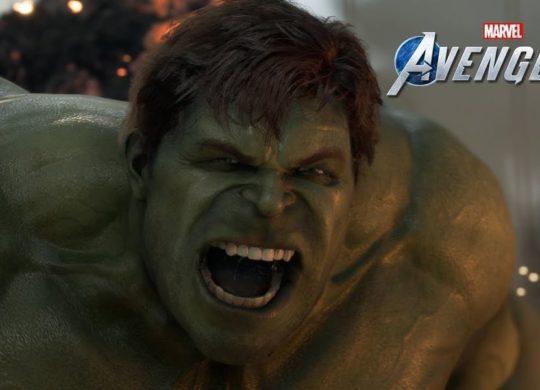 Marvel Avengers jeu square Enix