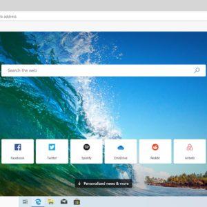 Microsoft Edge (basé sur Chromium) arrive en bêta sur Windows et macOS