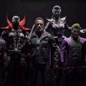 [Gamescom] Mortal Kombat 11 : Terminator, Spawn et le Joker rentrent dans la baston (trailer)