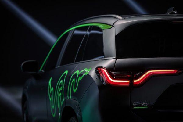 NIO Razer SUV Electrique 3 600x400