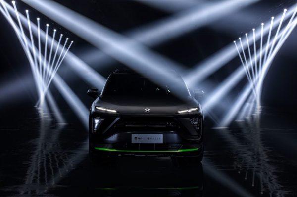 NIO Razer SUV Electrique 4 600x399