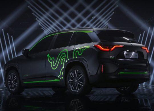 NIO Razer SUV electrique