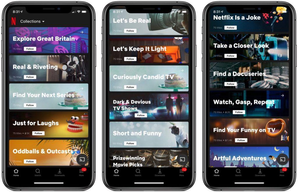 Netflix Collections 1024x660