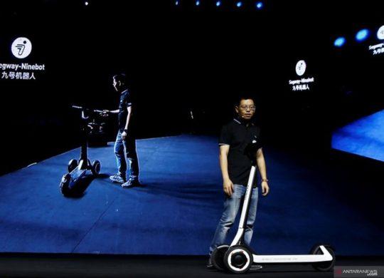Ninebot scooter autonome T60