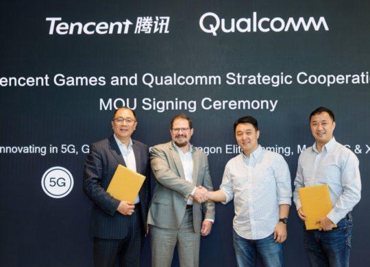 Qualcomm Tencent