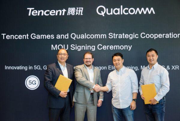 Qualcomm Tencent 600x403