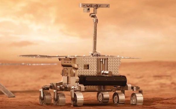 Rover ExoMars 600x372