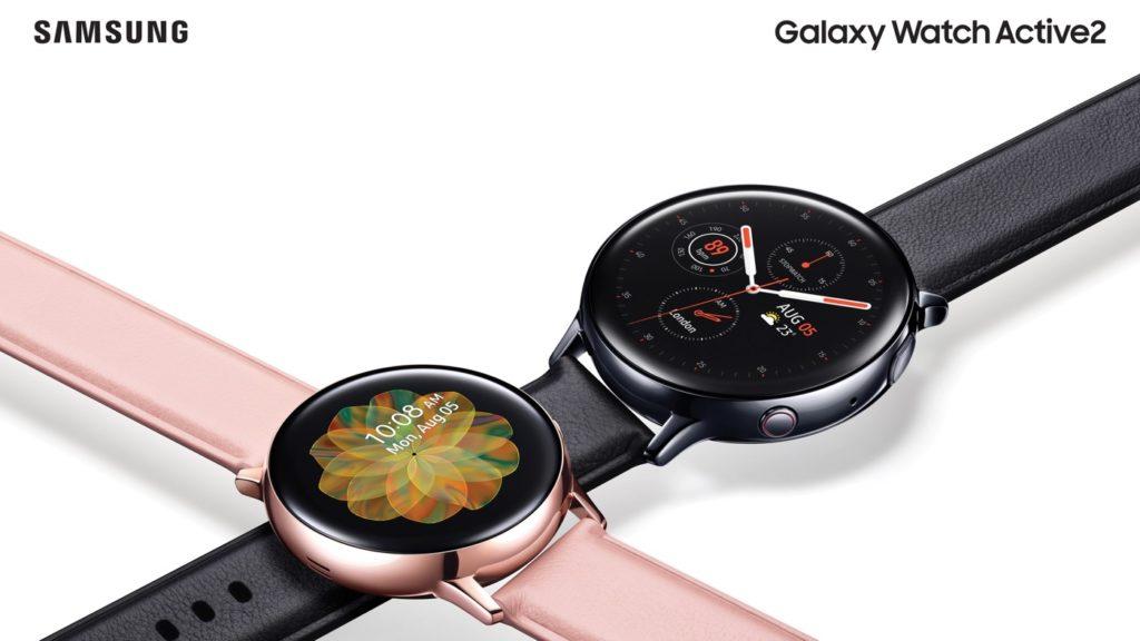 Samsung Galaxy Watch Active 2 Officiel 1024x576