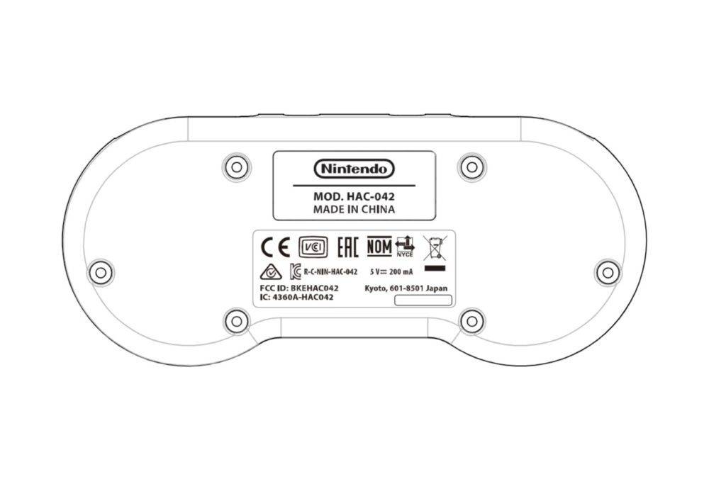 Schema Manette SNES Switch Arriere 1024x683