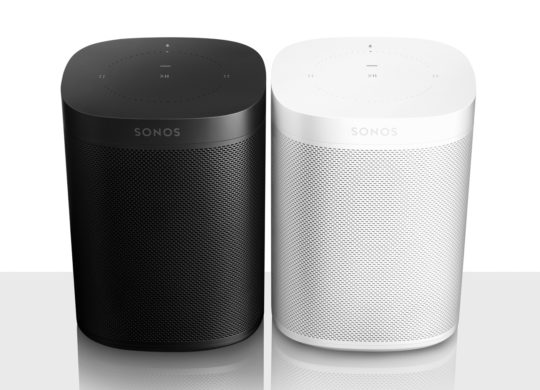 Sonos One Noir Blanc
