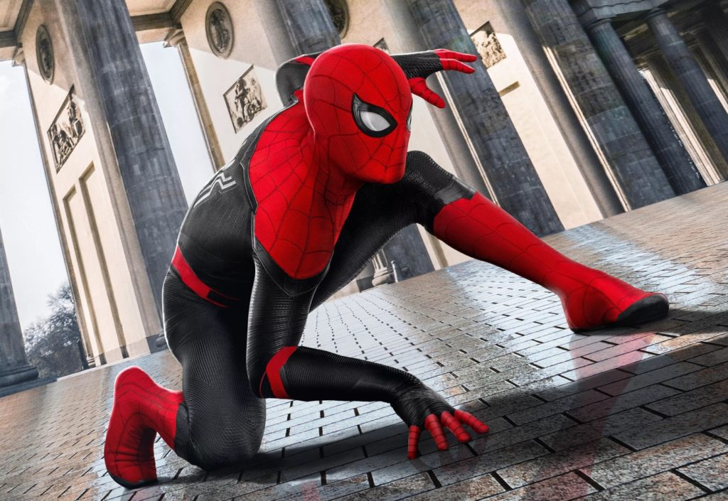Spider Man Far From Home 1024x705