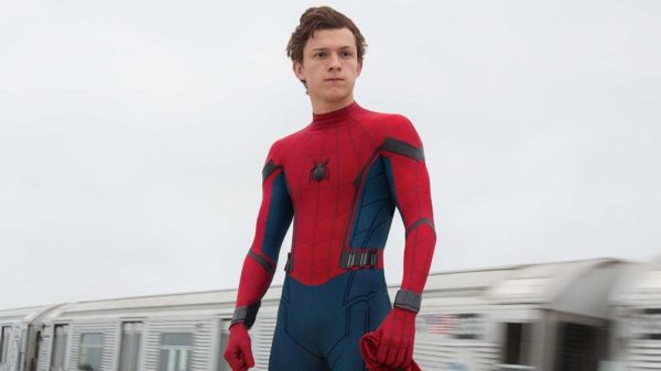 Spider Man Tom Holland 600x337