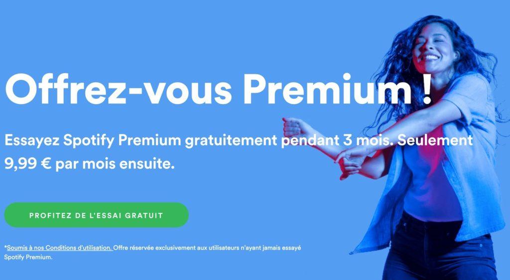 Spotify Premium Essai Gratuit 3 Mois 1024x563