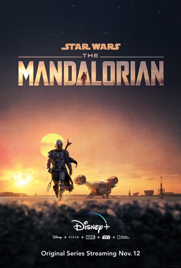 The Mandalorian Affiche