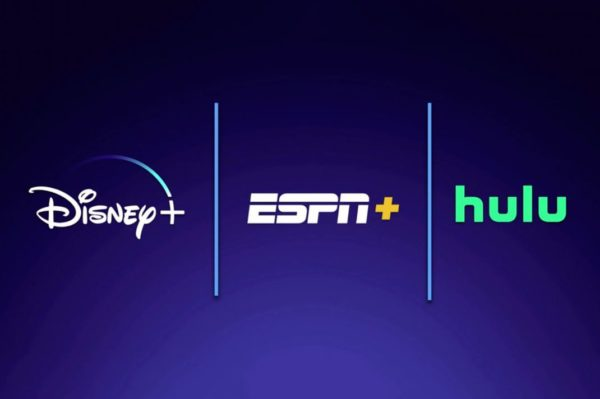 Disney Plus ESPN Plus Hulu 600x399