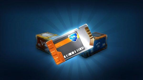 Loot Boxes Rocket League 600x336