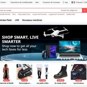 Image article AliExpress annonce un service de retour gratuit et de remboursement en France
