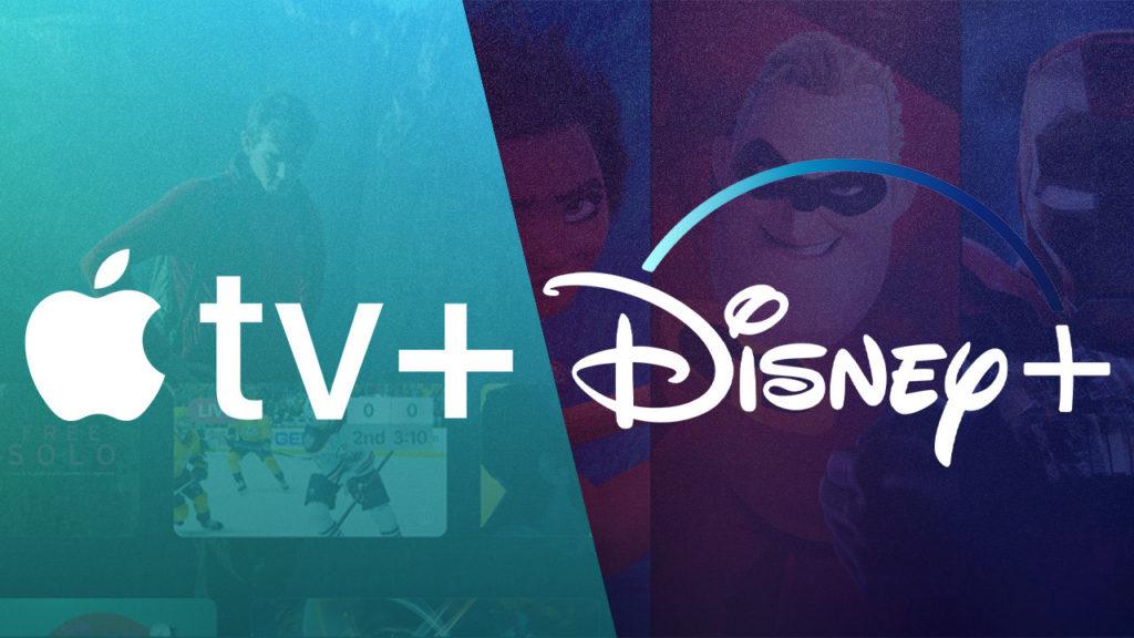 Apple TV Plus Vs Disney Plus 1024x576