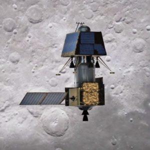 Chandrayaan-2 : la sonde Vikram repérée sur la Lune, et en un seul morceau !