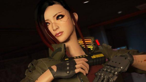 Cyberpunk Personnage Femme 600x338