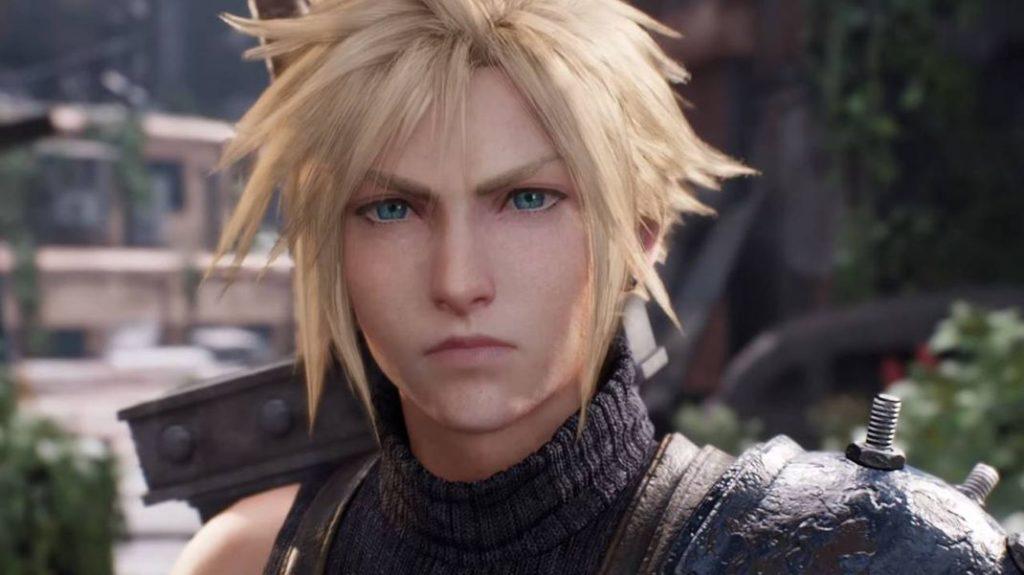 Final Fantasy VII Remake Game Awards 2020