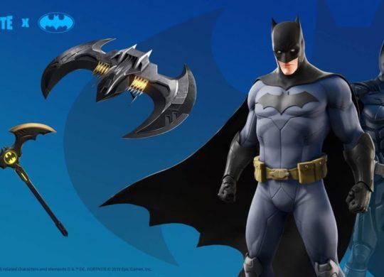 Fortnite Batman 2