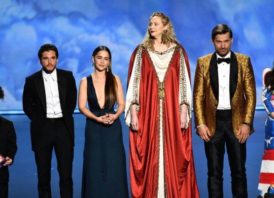 GoT saison 8 Emmy Awards