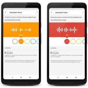Image article Google Assistant gagne une nouvelle voix en français