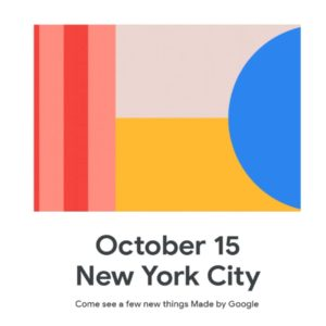 Image article Google annoncera les Pixel 4 et Pixel 4 XL le 15 octobre