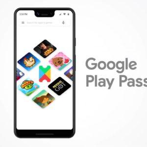 Image article Google Play Pass est disponible en France et arrivée d'un abonnement annuel