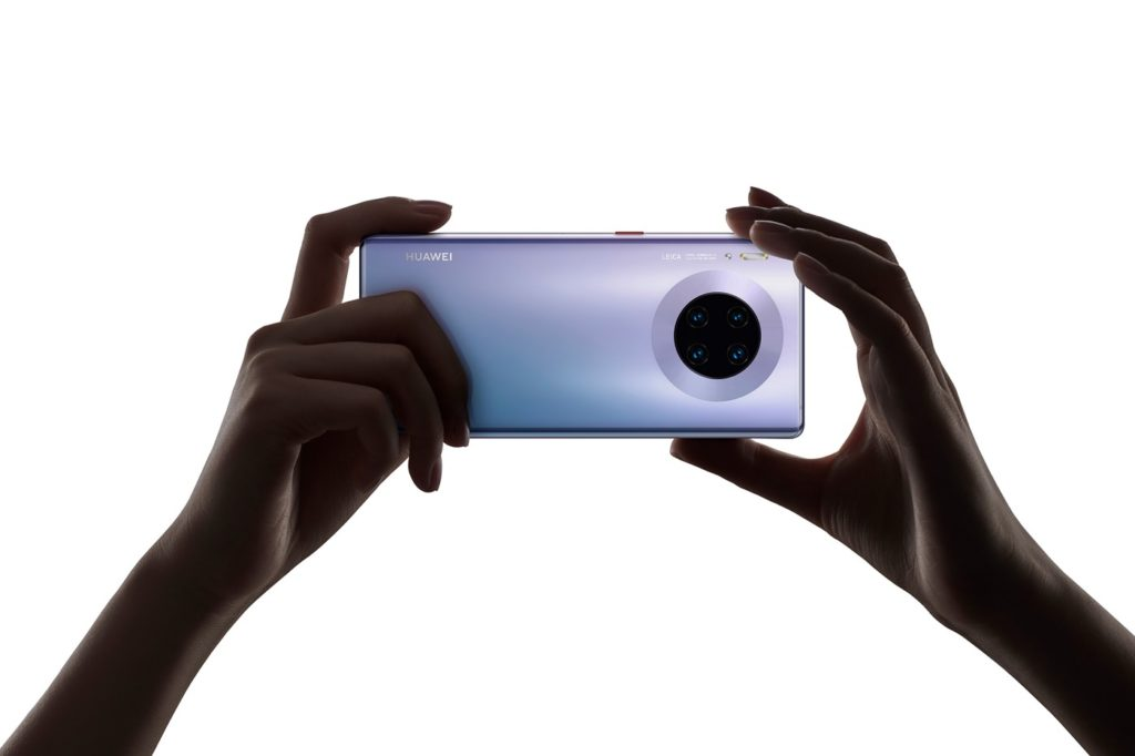 Huawei Mate 30 Pro Arriere Appareils Photo 1024x682