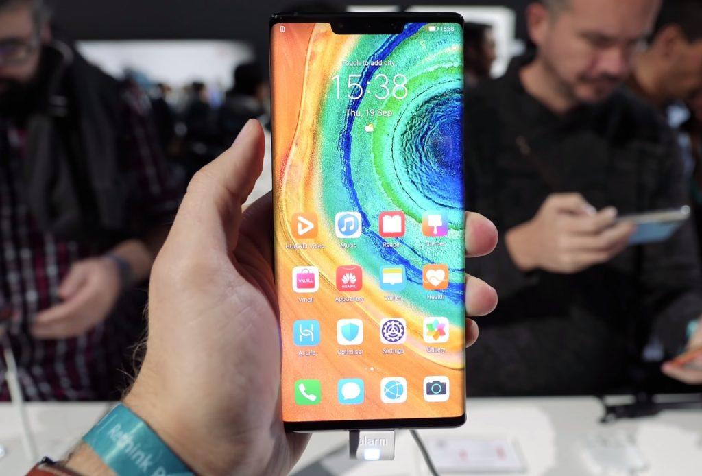 Huawei Mate 30 Pro Avant 1024x694