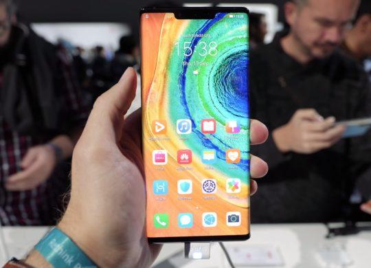 Huawei Mate 30 Pro Avant