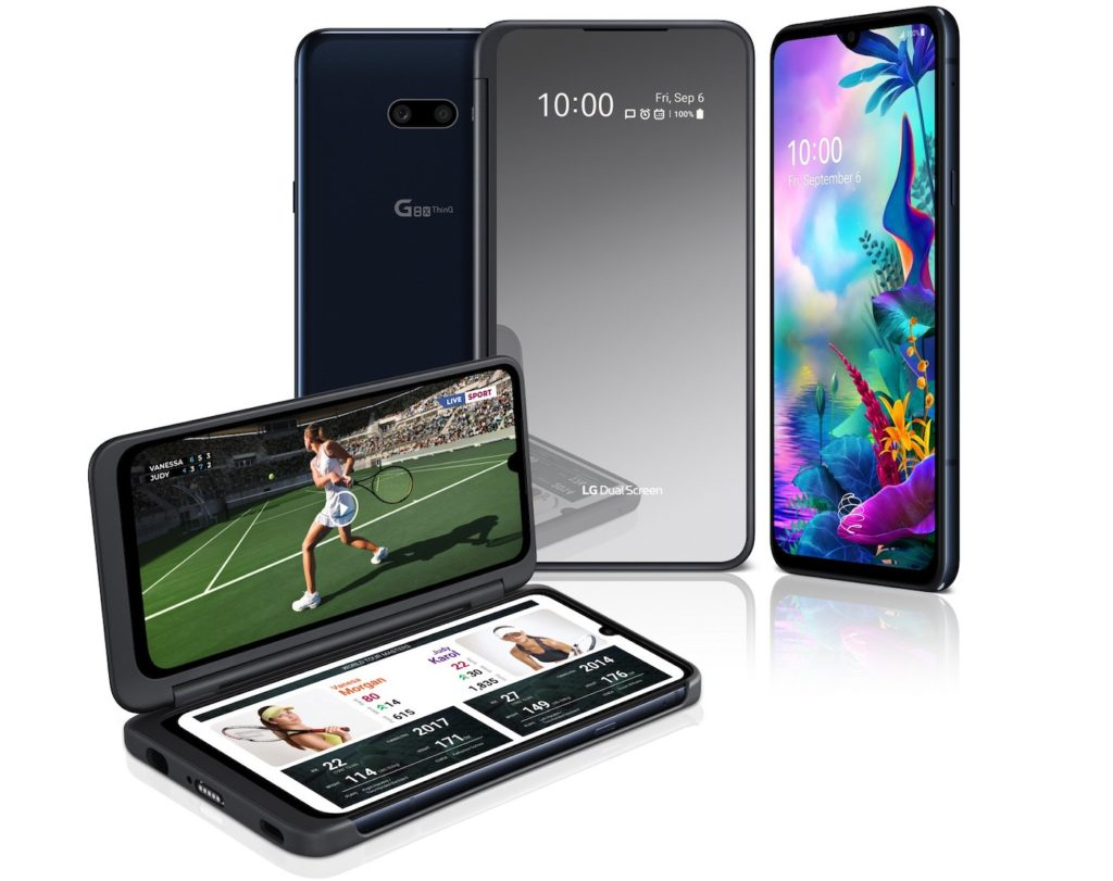 LG G8X ThinQ 1024x811