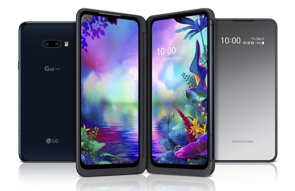 LG G8X ThinQ Double Ecran 1024x662