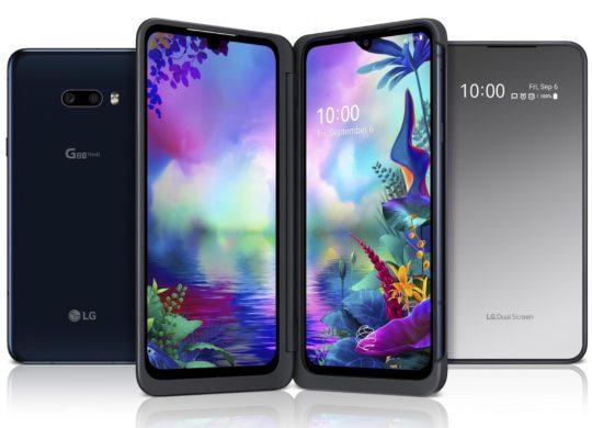 LG G8X ThinQ Double Ecran
