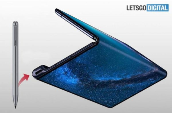 Mate X 2 Huawei 600x395