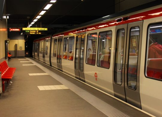 Metro Lyon