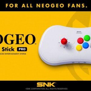 Image article Neo Geo Arcade Stick Pro : SNK dévoile la liste des 20 jeux intégrés à la manette