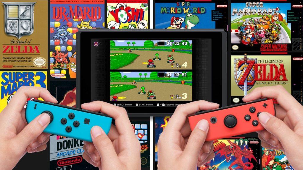 Calendrier Switch.Nintendo Switch Online L Ajout De Nouveaux Jeux Ne Se Fera