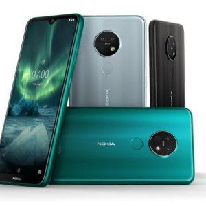 [IFA 2019] Nokia 7.2 et Nokia 6.2: deux smartphones moyen de gamme avec triple capteurs photo et un bouton dédié pour Google Assistant
