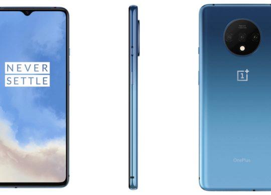 OnePlus 7T Bleu